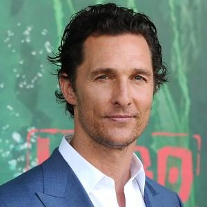 Matthew McConaughey | biog.com