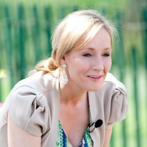 J. K. Rowling | biog.com