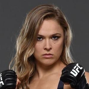 Ronda Rousey | biog.com